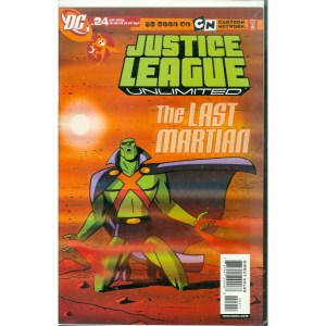 Justice League Unlimited 24