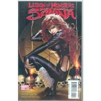 Legion of Monsters Satana 1