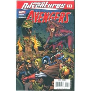 Marvel Adventures Avengers 11