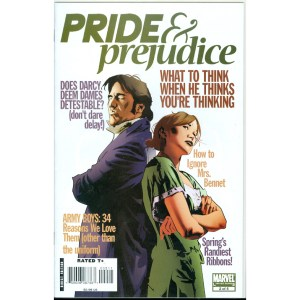 Pride + Prejudice 2 of 5