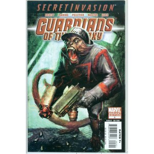 Secret Invasion Guardians of the Galaxy 5 Variant