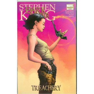 Stephen King Dark Tower Treachery 2 of 6