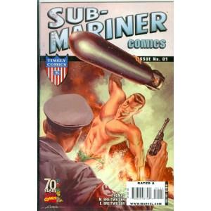 Sub-Mariner Comics 1