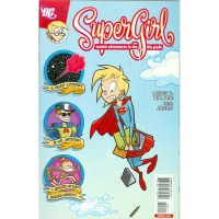 Supergirl Cosmic Adventures in the 8th Grade 3