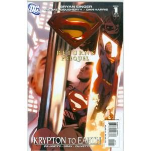 Superman Returns Prequel #1