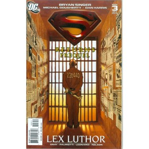 Superman Returns Prequel #3
