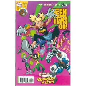 Teen Titans Go 54