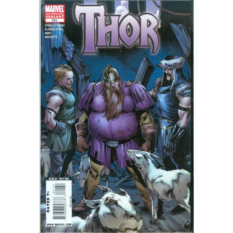 Thor 601 Variant