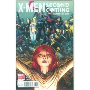 X-Men Second Coming 1 Variant