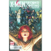 X-Men Second Coming 1 Variant
