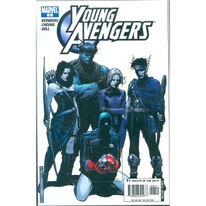Young Avengers 6
