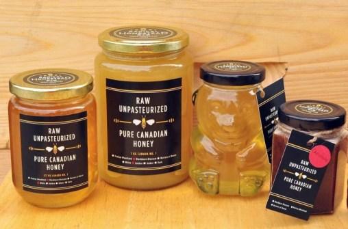 Radical Homestead Honey