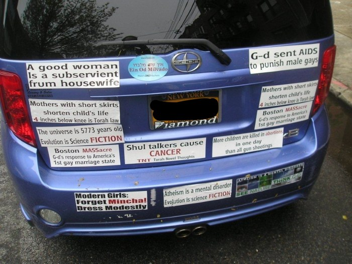 Hate-mobile
