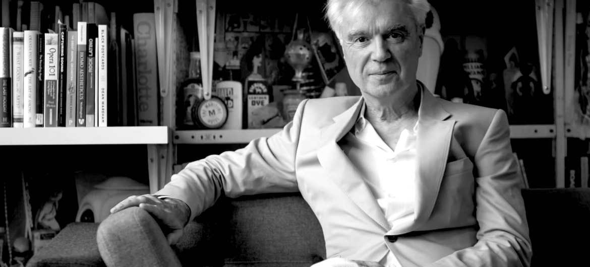 david byrne book recommendations
