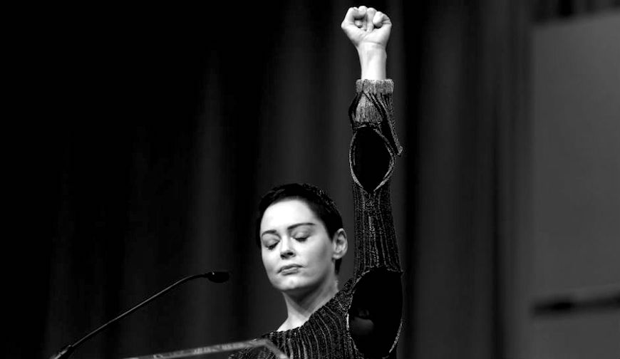 rose mcgowan book recommendations