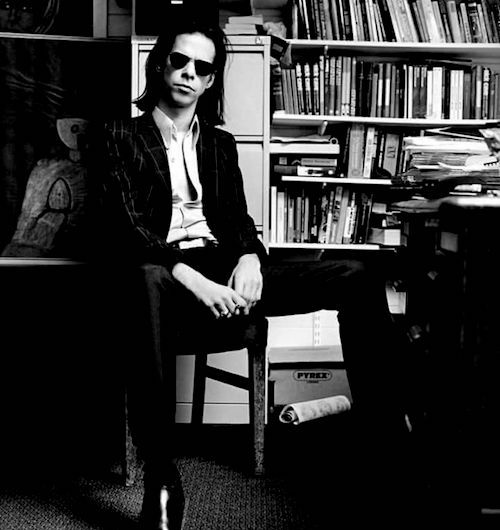 nick cave book recommendations
