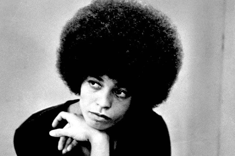 angela davis book recommendations