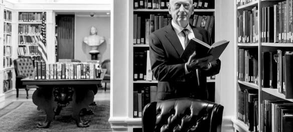 james mattis favorite books