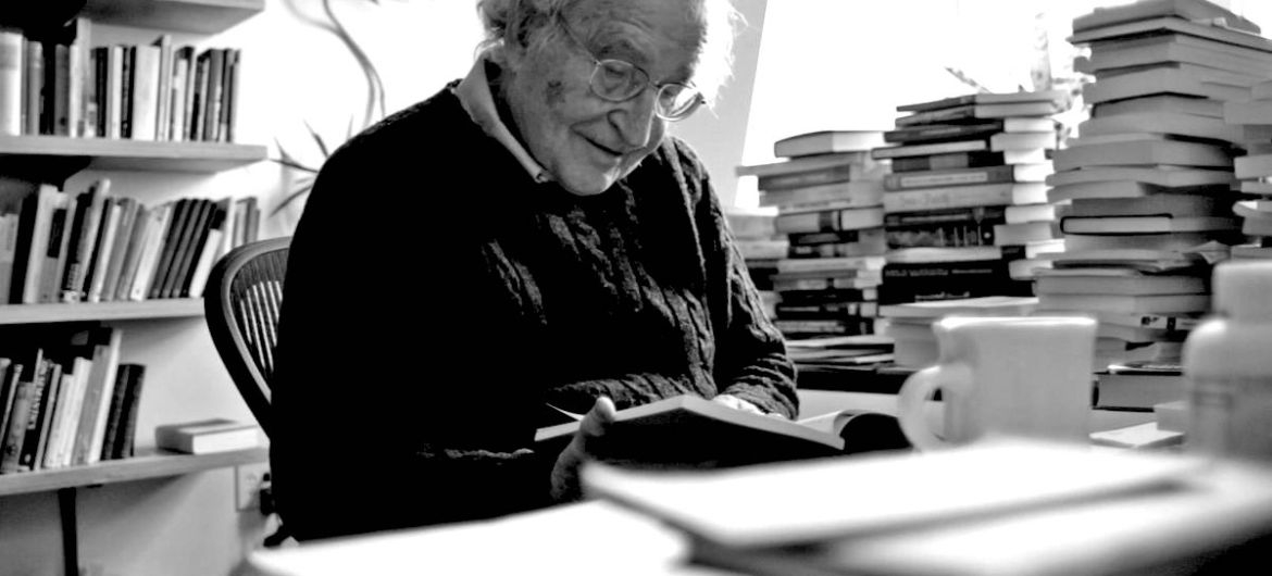 noam chomsky favorite books