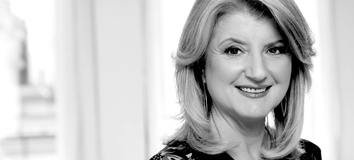 arianna huffington reading list