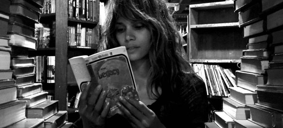 halle berry reading list