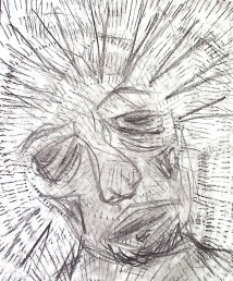 Bipolar Self-Portrait