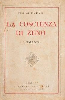 La Coscienza di Zeno di I. Svevo.