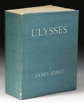 Ulysses di J. Joiyce.