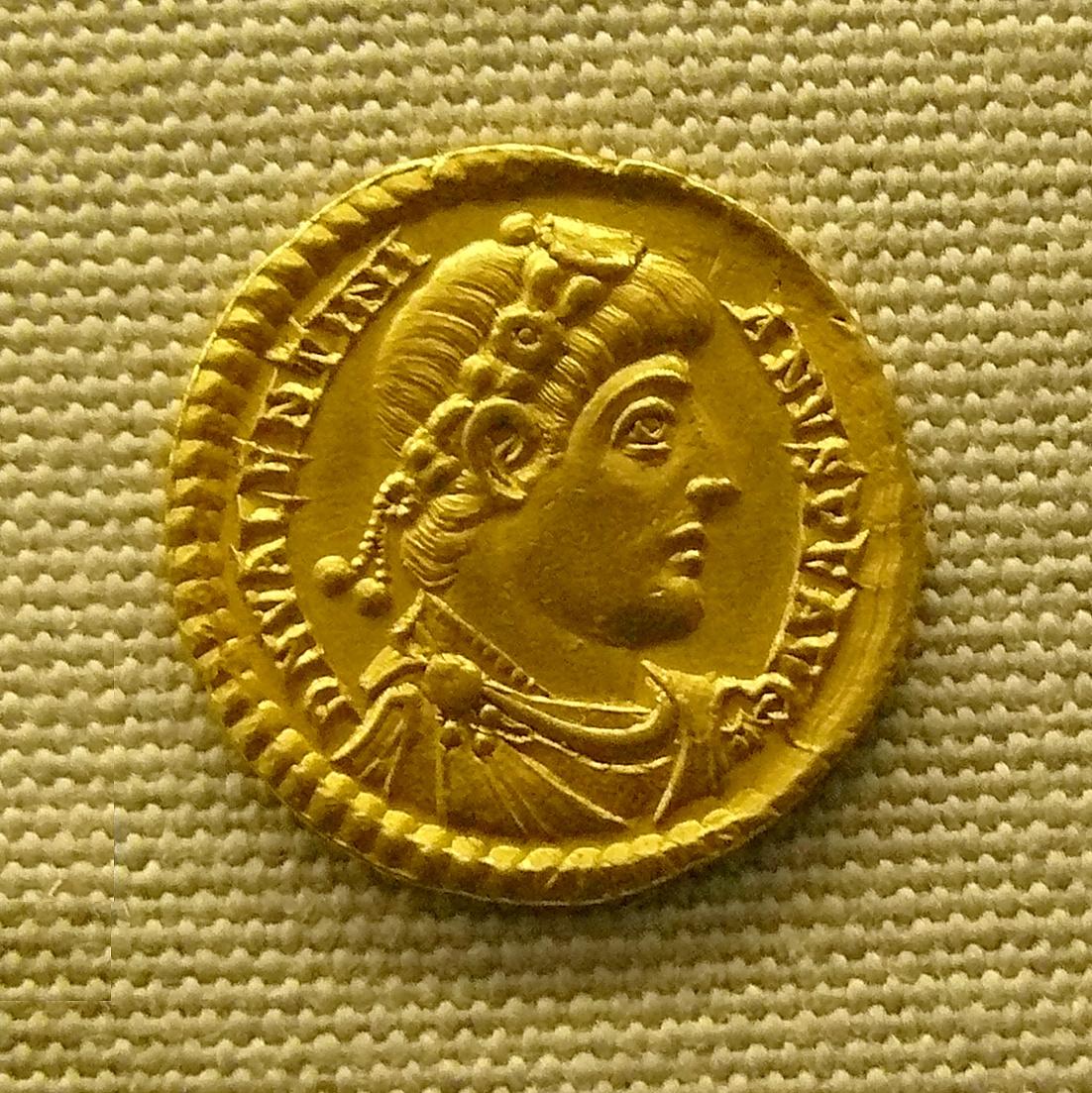 Solido di Valentiniano I
