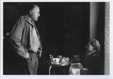Un'altra immagine di Fernanda Pivano ed Ernest Hemingway