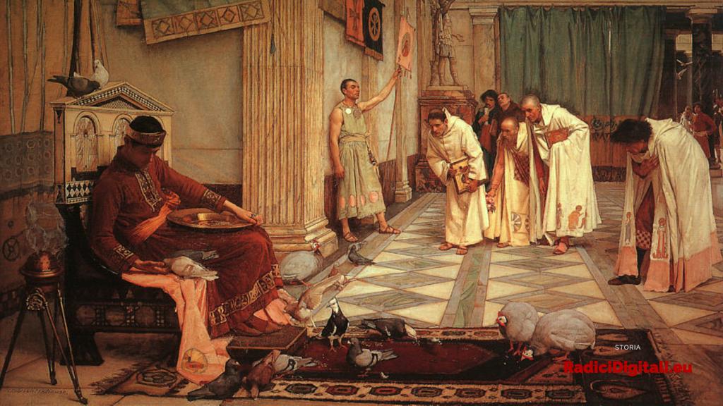 Migrazioni e Imperi dell'altro ieri: Roma e i Goti (QUINTA PARTE)