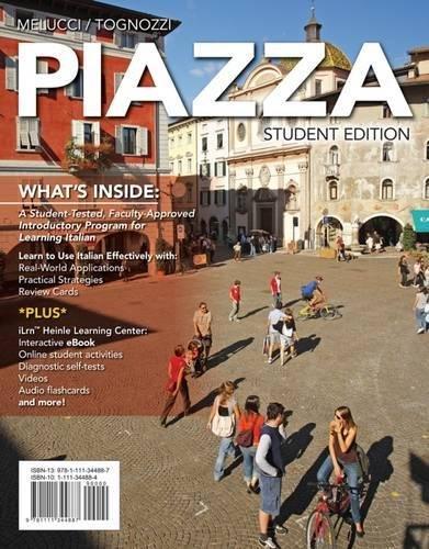 Questo manuale identifica l'Italia con le sue tante piazze delle sue tante cittadine