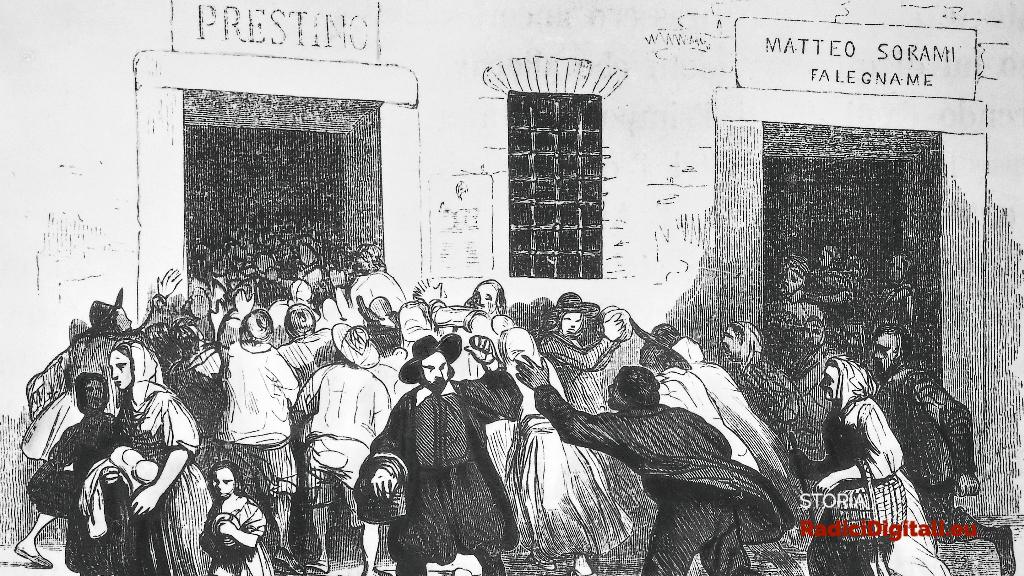 Epidemie e riserve alimentari nell'età moderna – Intervista allo storico Fabrizio Costantini
