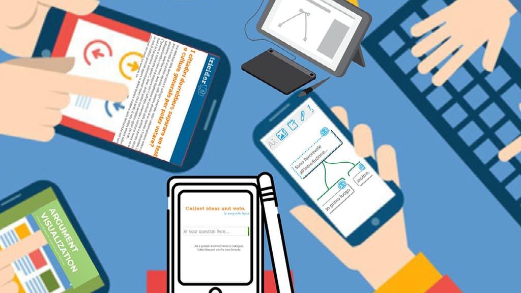 Costruire argomentazioni online nell'età della frammentazione