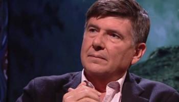 """Manuel Pimentel, autor de la novela """"Dolmen"""""""
