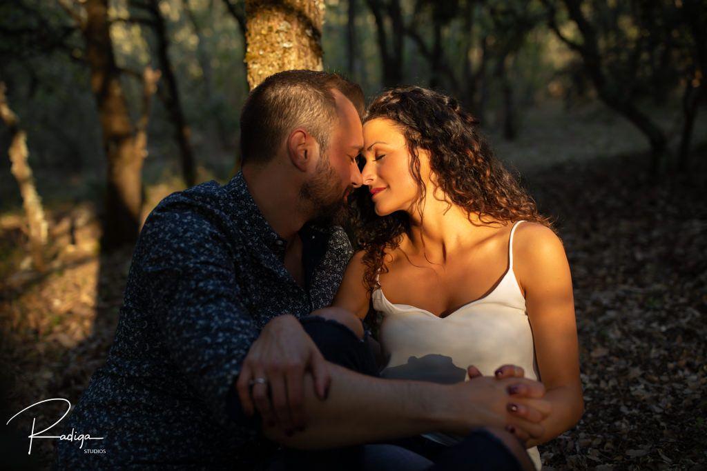 Pre boda en Valladolid