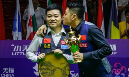 China Defeats England to Win 2017 Snooker World Cup… Again