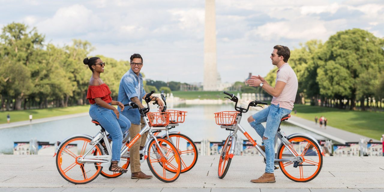 Mobike Launches Shared Bikes in the US, Plus Evidence of Global Takeover