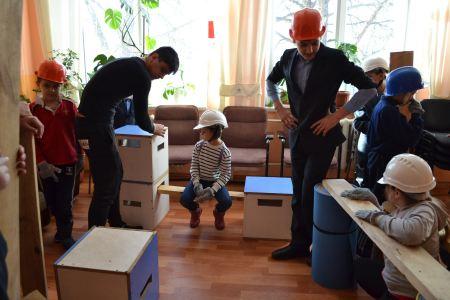 Шансы для нового социального опыта в Молодежном центре «Радимичи»