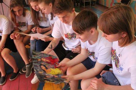 В детском лагере «Новокемп» прошли мероприятия, посвященные международному дню борьбы с наркоманией