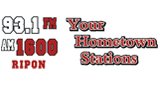 93.1 & 1600 – Your Hometown Stations