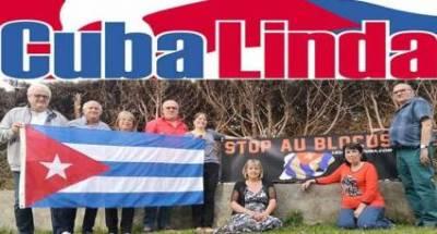 Destacan en Francia solidaridad de Cuba y condenan bloqueo de Estados Unidos