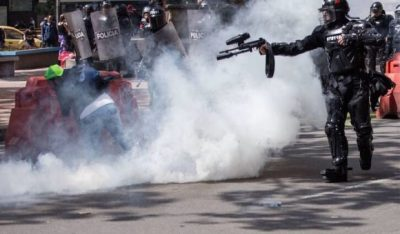 Colombia arde, por:Hernando Calvo Ospina