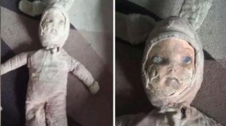 poupée hantée internet vente
