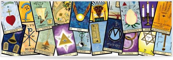 Les cartes Oracle