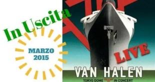 van Halen, tokyo dome, live
