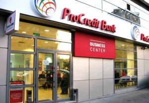 procredit bank prishtine