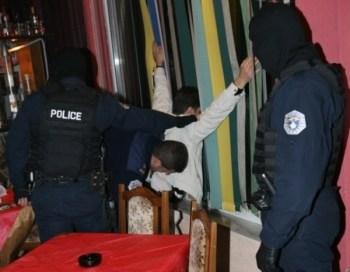 policia bastisje lokalit