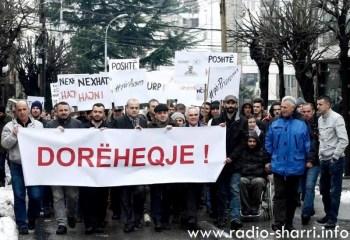 protesta ne prizren