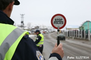 shkelet patrulluesi policor